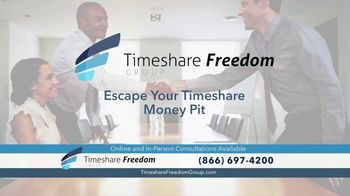 Timeshare Freedom Group TV Spot, 'Escape' - Thumbnail 6