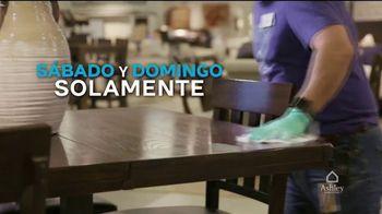 Ashley HomeStore TV Spot, 'Dos días más grandes para ahorrar: sin interes' [Spanish] - Thumbnail 6