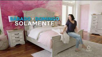 Ashley HomeStore TV Spot, 'Dos días más grandes para ahorrar: sin interes' [Spanish] - Thumbnail 2