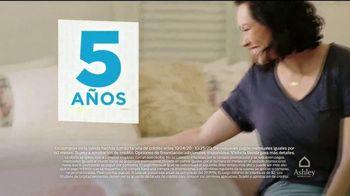 Ashley HomeStore TV Spot, 'Dos días más grandes para ahorrar: sin interes' [Spanish] - Thumbnail 3