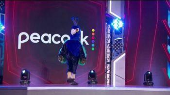 Peacock TV TV Spot, 'American Ninja Warrior: Peacock Athlete' Featuring Akbar Gbaja-Biamila - Thumbnail 1