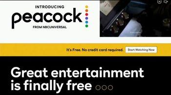 Peacock TV TV Spot, 'American Ninja Warrior: Peacock Athlete' Featuring Akbar Gbaja-Biamila - Thumbnail 6