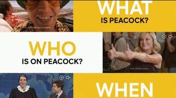 Peacock TV TV Spot, 'American Ninja Warrior: Peacock Athlete' Featuring Akbar Gbaja-Biamila - Thumbnail 7