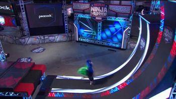 Peacock TV TV Spot, 'American Ninja Warrior: Peacock Athlete' Featuring Akbar Gbaja-Biamila - Thumbnail 9
