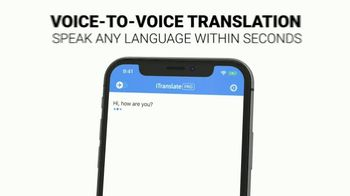 iTranslate TV Spot, 'Easily Translate' - Thumbnail 2
