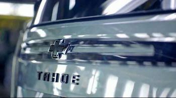 Chevrolet Tahoe TV Spot, '2020 World Series: Arlington, Texas' - Thumbnail 1