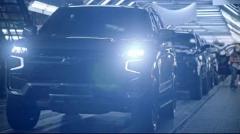 Chevrolet Tahoe TV Spot, '2020 World Series: Arlington, Texas' - Thumbnail 5