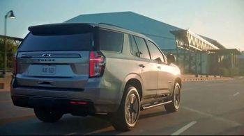 Chevrolet Tahoe TV Spot, '2020 World Series: Arlington, Texas' - Thumbnail 6