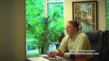 The Retirement Solution Inc. TV Spot, 'Removing Panic' - Thumbnail 3