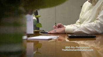 The Retirement Solution Inc. TV Spot, 'Removing Panic' - Thumbnail 6