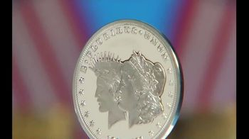 National Collector's Mint 2021 Double Liberty Dollar TV Spot, '100th Anniversary' - Thumbnail 1