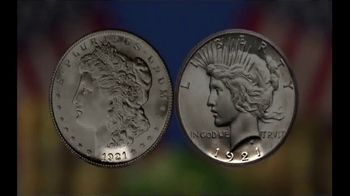 National Collector's Mint 2021 Double Liberty Dollar TV Spot, '100th Anniversary' - Thumbnail 3