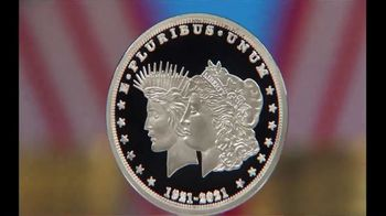 National Collector's Mint 2021 Double Liberty Dollar TV Spot, '100th Anniversary' - Thumbnail 5
