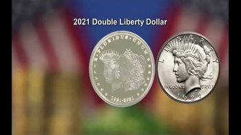 National Collector's Mint 2021 Double Liberty Dollar TV Spot, '100th Anniversary' - Thumbnail 7