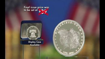 National Collector's Mint 2021 Double Liberty Dollar TV Spot, '100th Anniversary' - Thumbnail 8