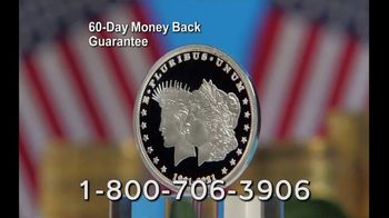 National Collector's Mint 2021 Double Liberty Dollar TV Spot, '100th Anniversary' - Thumbnail 9