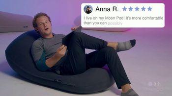 Moon Pod TV Spot, 'Customer Reviews' - Thumbnail 8