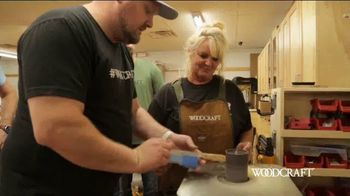 Woodcraft TV Spot, 'Woodworkers of Every Skill Level' - Thumbnail 3