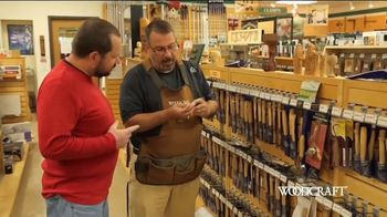Woodcraft TV Spot, 'Woodworkers of Every Skill Level' - Thumbnail 7