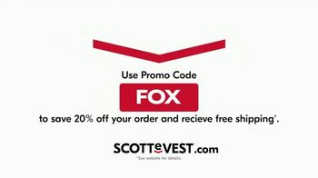 SCOTTeVEST TV Spot, 'Pockets: 20% Off and Free Shipping' - Thumbnail 10