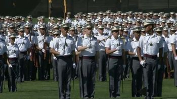 West Point TV Spot, 'What It Takes' - 11 commercial airings
