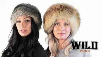 WILD Furs TV Spot, 'High-Quality Wearables' - Thumbnail 1