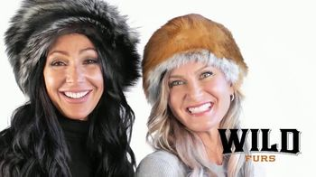 WILD Furs TV Spot, 'High-Quality Wearables' - Thumbnail 3