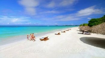 Beaches Negril Resort & Spa TV Spot, 'Experience the Wow Factor: Jamaica' - Thumbnail 2
