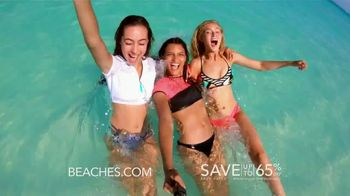 Beaches Negril Resort & Spa TV Spot, 'Experience the Wow Factor: Jamaica' - Thumbnail 4