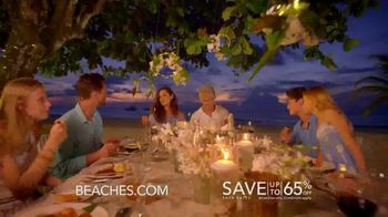 Beaches Negril Resort & Spa TV Spot, 'Experience the Wow Factor: Jamaica' - Thumbnail 7
