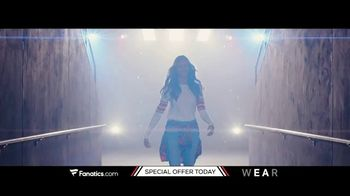 Fanatics.com Wear by Erin Andrews TV Spot, 'Fashion Forward' Featuring Erin Andrews - Thumbnail 1