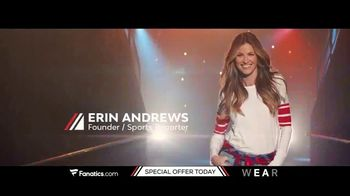 Fanatics.com Wear by Erin Andrews TV Spot, 'Fashion Forward' Featuring Erin Andrews - Thumbnail 2