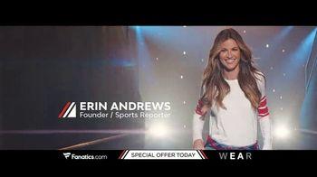 Fanatics.com Wear by Erin Andrews TV Spot, 'Fashion Forward' Featuring Erin Andrews - Thumbnail 3