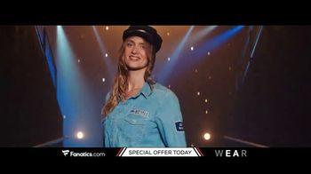 Fanatics.com Wear by Erin Andrews TV Spot, 'Fashion Forward' Featuring Erin Andrews - Thumbnail 4