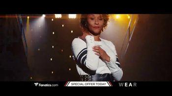 Fanatics.com Wear by Erin Andrews TV Spot, 'Fashion Forward' Featuring Erin Andrews