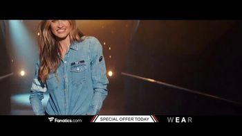 Fanatics.com Wear by Erin Andrews TV Spot, 'Fashion Forward' Featuring Erin Andrews - Thumbnail 9