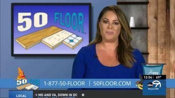 50 Floor October Special TV Spot, 'Halloween: Free Installation' - Thumbnail 1