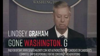 Senate Majority PAC TV Spot, 'Graham Gone Bad' - Thumbnail 10