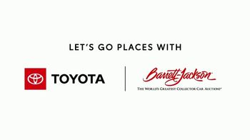 Toyota Venza TV Spot, 'Barrett-Jackson: Quiet and Comfortable' [T1] - Thumbnail 1