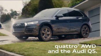 2020 Audi Q5 TV Spot, 'Drain' [T2] - Thumbnail 2