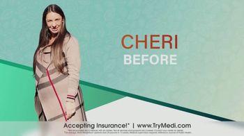 Medi-Weightloss TV Spot, 'Watch Your Weight Fall: Michelle and Cheri' - Thumbnail 6