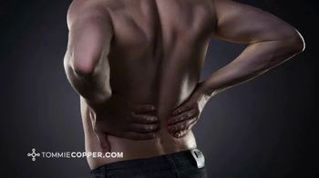 Tommie Copper TV Spot, 'Fight Pain: Save 25%' - Thumbnail 1
