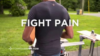 Tommie Copper TV Spot, 'Fight Pain: Save 25%' - Thumbnail 2