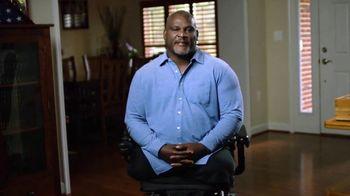 Disabled American Veterans TV Spot, 'Military Life' Featuring Greg Gadson - Thumbnail 4