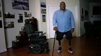 Disabled American Veterans TV Spot, 'Military Life' Featuring Greg Gadson - 1 commercial airings