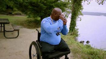 Disabled American Veterans TV Spot, 'Military Life' Featuring Greg Gadson - Thumbnail 8