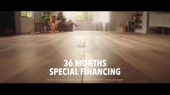 LL Flooring TV Spot, 'Bellawood Distressed Oak Floor: Special Financing and Save up to $500' - Thumbnail 2