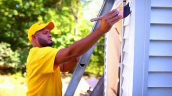 CertaPro Painters TV Spot, 'Thank You'