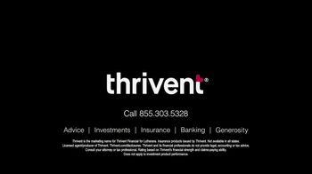 Thrivent Financial TV Spot, 'Protect' - Thumbnail 10