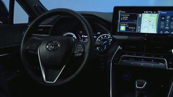 2021 Toyota Venza TV Spot, 'Barrett-Jackson: Premium Feel' [T1] - Thumbnail 4